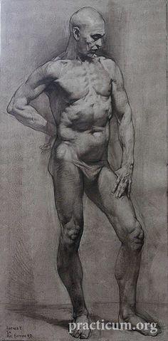 Repin Academy of Arts / факультет станковой живописи Академии художеств им Репина (2011)