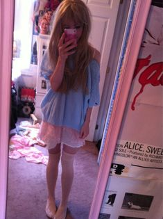 now I have the fun of making my wig match my outfit heh heh heh
