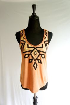 Urban Outfitters Cross-Back Detailed Tank - $20