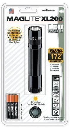 reviews! Maglite XL200 LED Flashlight  Black: http://www.amazon.com/Maglite-XL200-LED-Flashlight-Black/dp/B005EHL6O8/?tag=sazzab-20
