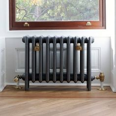 Custom-made radiators for the modern home by Castrads. Built in Manchester, delivered worldwide. Showrooms in Manchester, London and New York. Bathroom Radiators, Eco Friendly Paint, Cast Iron Radiators, Bespoke Design, Farrow Ball, Brass Color, Design Consultant, Living Room Interior, It Cast