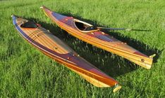 Wooden Kayaks are so Beautiful