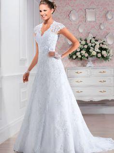 Vestido de noiva modelo: Jackie