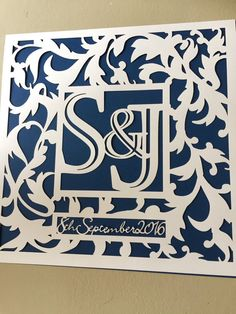 Personalised Papercut for Weddings, Marriage, Anniversaries, special occasions. Paper Cutting, Special Occasion, Marriage, Weddings, Unique Jewelry, Handmade Gifts, Etsy, Vintage, Art