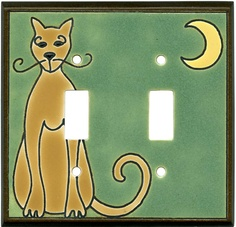 ALF'S CAT Switch Plates Image, Outlet Covers, Switchplates