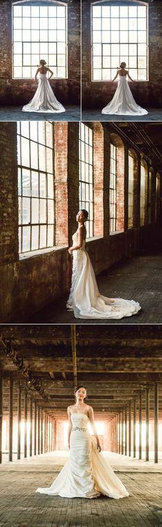Bridal Portrait, Bridal Inspiration, Dallas, Ft. Worth, Wedding Photographer, McKinney Cotton Mill
