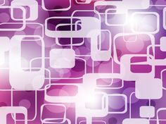 Abstract Purple Shapes Background vector free