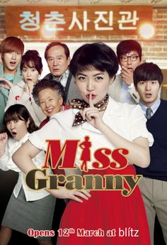 10 of 10 | Miss Granny (2014) Korean Movie - Comedy | Jin Young & Lee Jin Wook