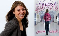 BRACED by Alyson Gerber will be published by Scholastic / Arthur A. Levine Books on March 28, 2017. #class2k17books #mglit #kidlit #bracedthebook http://www.alysongerber.com/