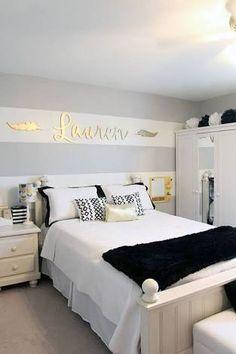 Surprise Teen Girl S Bedroom Makeover Classy Clutter Blog