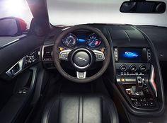 WEB LUXO - Carros de Luxo: F-TYPE, o novo esportivo da Jaguar