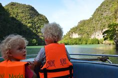 Thailand - this is how i want to our future kids to travel and experience the world :)