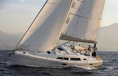 Charter sailing yacht Hanse 350, 3 cabins, 6+1 berths. Avaible for charter in Croatia, Greece, Italy, Turkey and Spain.