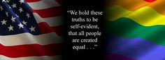 Silly Declaration of Independence.....so totally outdated, since when is anyone equal??
