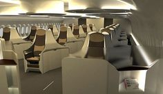 What Do Yoga Studios and Passenger Jets Have in Common? And Matthew Cleary's Tri-Seat Concept - Core77