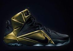 Nike le bron12 grammy night