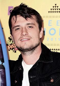 Josh Hutcherson at the Teen Choice Awards 8-16-15