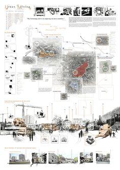 Collage Architecture, Architecture Design Concept, Landscape Architecture Portfolio, Architecture Mapping, Architecture Presentation Board, Timeline Architecture, Site Analysis Architecture, Architecture Illustrations, Illustrations Posters