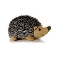 "hedgehog babies, those are Morgan's fav toys (my beautiful chocolate lab)    Plush Howie Hedgehog Mini Flopsie 8"" $0.99"