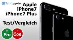 Apple iPhone 7 / Apple iPhone 7 Plus | Test und Vergleich (deutsch)