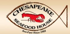 Chesapeake Seafood House in Springfield IL Land of Lincoln - Lunch Buffet - Steaks - Fresh Fish - Parties, Banquets and Catering
