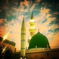 ♡♥ Masjid Haram, Al Masjid An Nabawi, Islamic Decor, Islamic Wall Art, Islamic Images, Islamic Pictures, Medina Mosque, Muslim Pray, Hazrat Imam Hussain