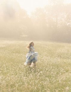 Dream a little dream, Vogue UK//