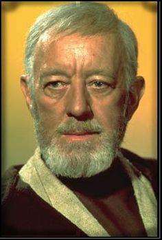 Alec Guiness as Ben Kenobi 1914- 2000