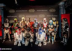 Star Wars – The Force Awakens 'Belgium Première' (pictures)