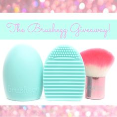 Repost to enter to win a Brushegg!