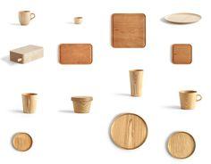 Una vajilla de madera desde Japón - good2b lifestyle Barcelona & Madrid