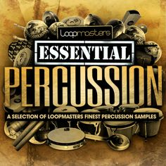 Loopmasters Presents Essentials 06 - Percussion from Loopmasters