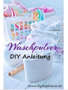 Waschpulver ökologisch selber hergestellt