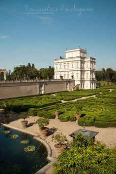 Villa Pamphili - Rome