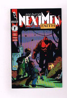 NEXT MEN #21 Grade 9.4 Modern Age key issue: 1st HELLBOY appearance!  http://www.ebay.com/itm/-/302153360204?roken=cUgayN&soutkn=dBGESF