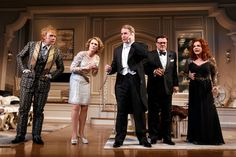 The Broad Appeal of Theater About Theater - The playwrights of 3 current Broadway plays within plays—Tom Stoppard, Terrence McNally & Donald Margulies—discuss why these insider shows draw big audiences