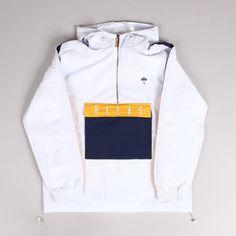 Hélas Gang Tracksuit Jacket White