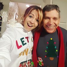 Lindsey Stirling and her dad :)