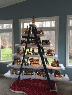 Christmas Tree Ladder