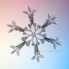 Snowflake. So amazing.