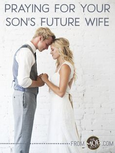 This article is a reader favorite and was originally published in November 2012. I know it seems oh-so-far away,but someday that little boy will walk down the aisle with a new bride on his arm. Do you pray for her? Growing up, I remember hearing my mom pray for my future husband and thinking that …
