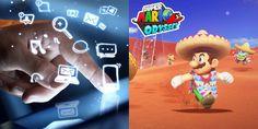 #Noticias - Preguntas y Respuestas de Tecnología y Super Mario Odyssey #Tecnología