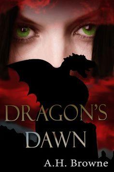 53. Dragon's Dawn by A.H. Browne - 1 star.