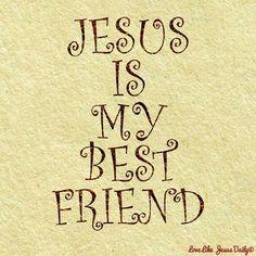 173 jesus is my best friend images in 2019 | Jesus christ, Jesus
