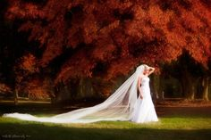 """Outdoor wedding session "" by Rafal Makiela, via 500px."