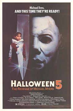 Halloween 5, la revanche de Michael Myers