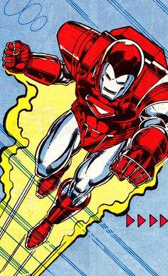 Silver Centurion Iron Man