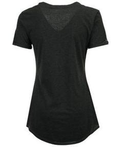 adidas Women's Chicago Blackhawks Hockey Shine T-Shirt - Gray XL