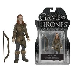 Game of Thrones Ygritte 3 3/4-Inch Action Figure � The Toy Shop