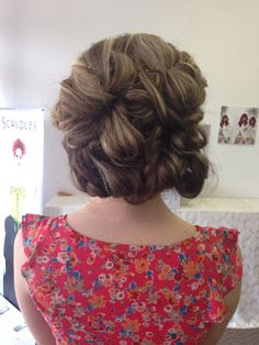 Special occasion UPDO by Alysha